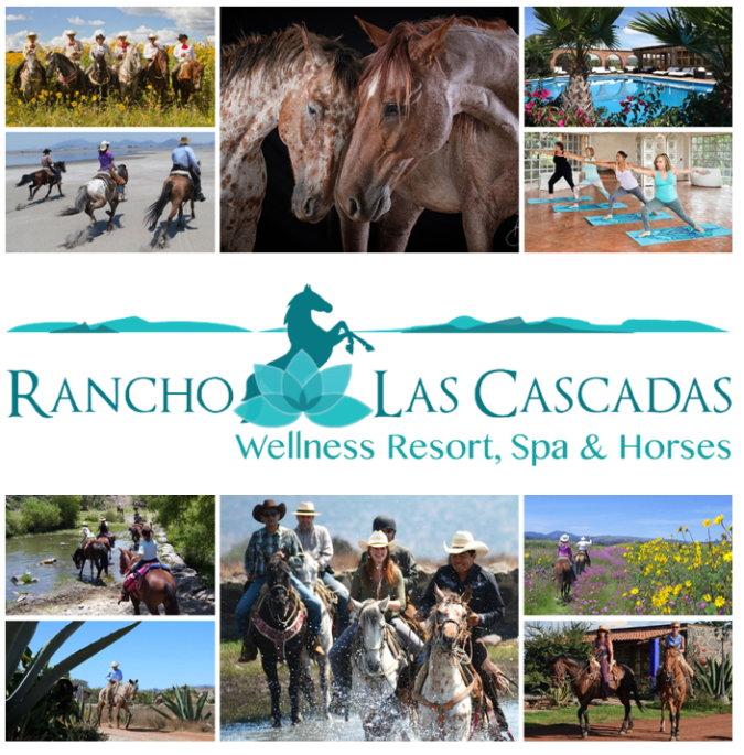 Rancho Las Cascadas - Wellness, Resort, Spa & Horses